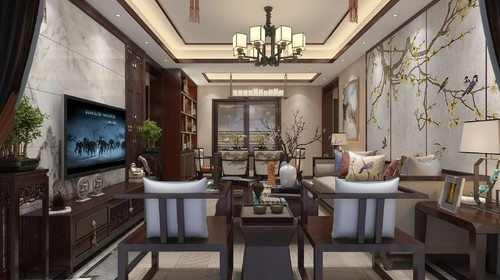 新中式风格展示